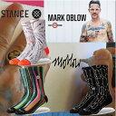 【楽天市場】スタンス ソックス Stance Socks Mark OBlow マーク・オブロー コラボレーションモデル メンズ L 25.5-29.0cm メンズ ファッション 靴下:スケートボード専門店カットバック