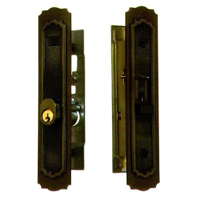 ALPHA製 YKK アルコック アルミサッシ 引戸錠 召合せ KH-54 キー3本付属 引き戸 KH54引戸 引違戸 02P09Jul16