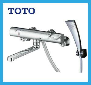 [TMGG40EC]TOTO 浴室シャワー水栓 GGシリーズ サーモスタットシャワー金具(壁付きタイプ) エアイン(めっき)シャワー スパウト長さ170mm 02P09Jul16