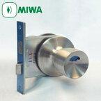 HMD-8型MIWA(美和ロック) 本締付モノロック錠 ドアノブ 室外:表示ノブ /室内:サムターンHMシリーズ鍵無し 02P09Jul16