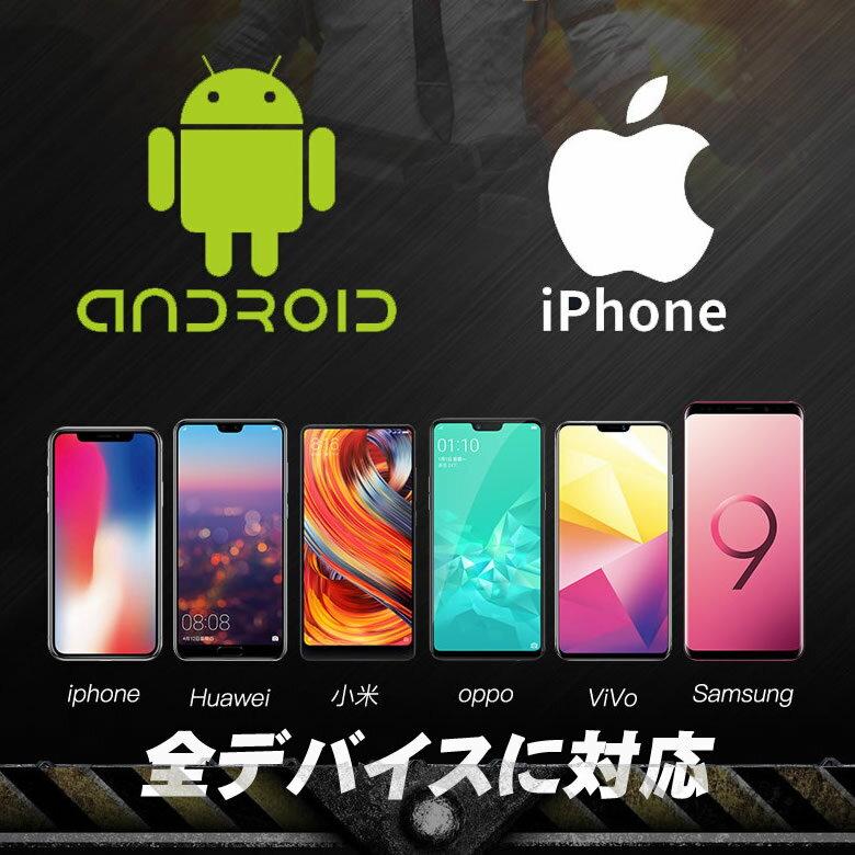[最新アップデート版]PUBG Mobile 荒野行動 コントローラー 押しボタン&グリップセット T10S() iphonex pubg コントローラー