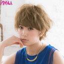プリシラ オールウィッグ【エンジェルカールショート】A-662耐...
