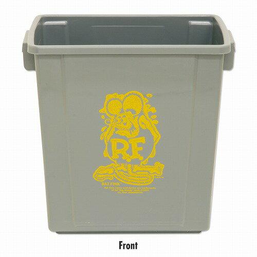 インテリア・寝具・収納, ゴミ箱  (288)RatFink Trash Bin (RAF543GY)