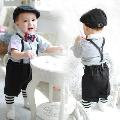 b268a93d4414d 男の子の赤ちゃん ベビーフォーマルでかっこよく決める!
