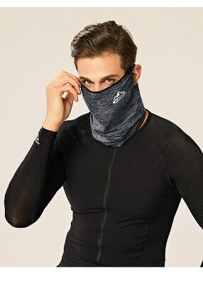 ランニング マスク 夏 フェイスカバー ネックカバー フェイスガード UV ネックガード ランニング マスク 涼しい メンズ レディース 日焼け防止 マスク UVカットマスク 日焼け防止 繰り返し 洗える 日よけ フェイスカバー おしゃれ 男女兼用 紫外線対策・・・ 画像1