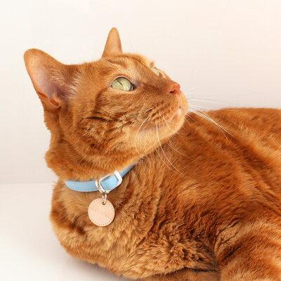 首輪nekotomoCOLLARフェルト猫キャットカラー