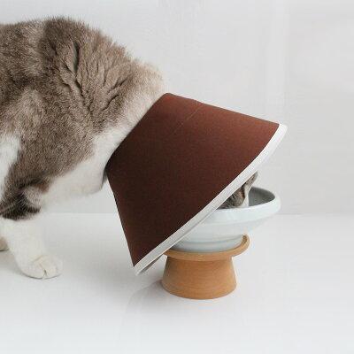 食器猫まんまボウル斜め機能性