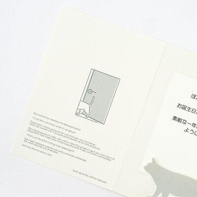 メッセージカード台紙セット