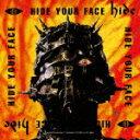 hide/HIDE YOUR FACE (完全受注生産盤/初アナログ化)[UPJH-9047]【発売日】2017/12/6【レコード】