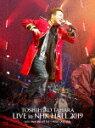 【ポイント10倍】田原俊彦/TOSHIHIKO TAHARA LIVE in NHK HALL 2019 (141分)[UPXY-6078]【発売日】2020/1/29【Blu-rayDisc】