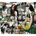 【ポイント10倍】milet/eyes(初回生産限定盤A)[SECL-2570]【発売日】2020/5/13【CD】