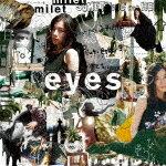 【ポイント10倍】milet/eyes(通常盤)[SECL-2574]【発売日】2020/5/13【CD】