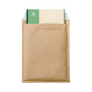 【ポイント10倍&送料無料】クッション封筒クラフト業務用箱売B51箱(150枚)
