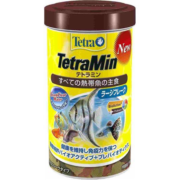 【ポイント10倍】テトラ ステープルフードラージフレーク80g 【水槽用品】 【ペット用品】