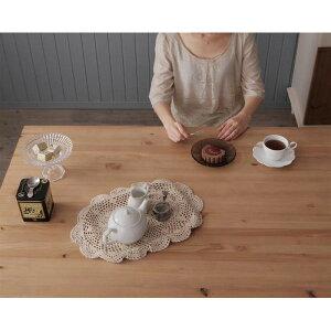 【ポイント10倍】【単品】ダイニングテーブル幅135cm【Lilium】フレンチシャビーテイストシリーズ家具【Lilium】リーリウム/ダイニングテーブル【】