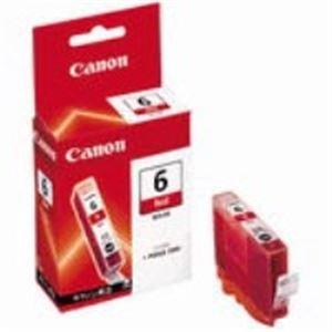 【ポイント10倍】(業務用50セット)キャノンCanonインクカートリッジBCI-6R赤【×50セット】