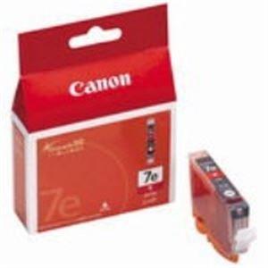 【ポイント10倍】(業務用40セット)キャノンCanonインクカートリッジBCI-7eRレッド【×40セット】