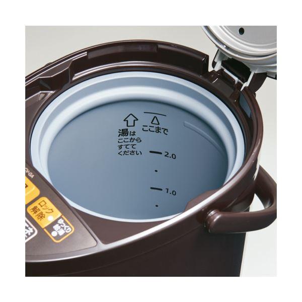 【ポイント10倍】象印 マイコン沸とうVE電気まほうびん優湯生 2.2L ブラウン CV-GB22-TA 1台