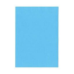 【ポイント10倍】(まとめ)北越コーポレーション 紀州の色上質A4T目 薄口 ブルー 1箱(4000枚:500枚×8冊)【×3セット】