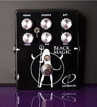 【ポイント10倍】【お取り寄せ品】CrazyTubeCircuits/BLACKMAGIC(クレイジーチューブサーキットブラックマジックギター・エフェクターディストーション)