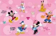 ミッキーミニー フレンズ ディズニー ウォール ステッカー ポスター 子供部屋