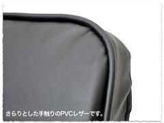 カ6段階リクライニング低反発ハイバック座椅子パンサー画像3