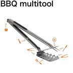 【全米で大人気】バーベキュー用マルチツール 「スティングレイ」 トングが進化した万能型 大型バサミStingray BBQ Multitool