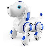 ロボットおもちゃ 犬 電子ペット ロボットペット ブルー レッド 青 赤 2カラー 最新版ロボット犬 子供のおもちゃ 誕生日 子供の日 犬型ロボット 犬ぬいぐるみ 犬のロボット AIペット 人工知能 Freedom販売店正規品 日本語の説明書付き