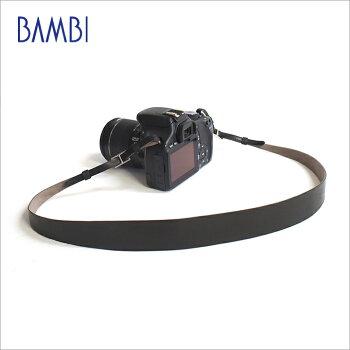 BAMBIバンビカメラストラップカメラ用ネックストラップGUIDI革【NSG-Z15】【CP+2018出品商品】【送料無料】