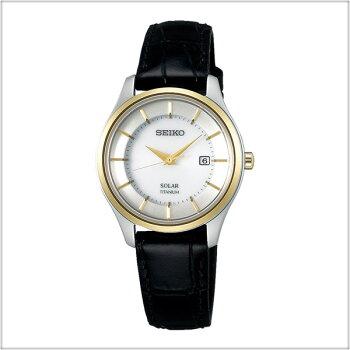 セイコーセレクションSEIKOSELECTIONソーラー腕時計ペアモデルレディースSTPX044【お取り寄せ商品】