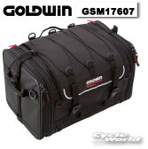 【あす楽対応】【GOLD WIN】GSM17607 ツーリングリアバッグ53 ツーリング カバン 鞄 シンプル  シートバック Riding Bag ゴールドウィン 大型 ツーリングバッグ バックパッカー 旅行バッグ 【バイク用品】