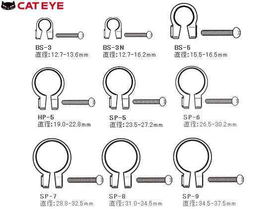 自転車用アクセサリー, ライト・ランプ CATEYE()()
