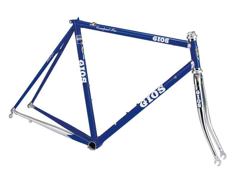 GIOS(ジオス)15'コンパクトプロロードフレームセット【ロードバイクフレームセット】【自転車パーツ】