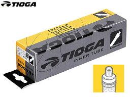 【TIOGA】(タイオガ)TIG インナーチューブ 26x1.3/8(1.2mm) 英式27mm【チューブ】(自転車) 4935012029069