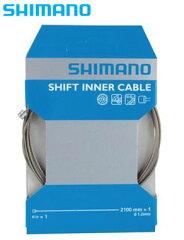 SHIMANO (シマノ) PTFE シフトインナーケーブル 1.2mmx2100mm Y60098921【シフトワイヤー】【自...