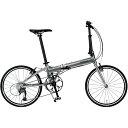 【送料無料】ルノー PLATINUM MACH8(プラチナムマッハ8)AL209 20インチ 折りたたみ自転車
