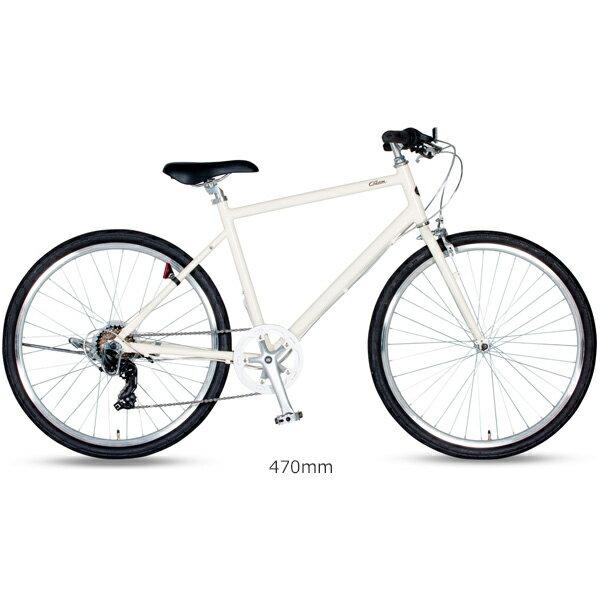 【1日限定クーポンあり】【送料無料】クリームCreamCS(クリームシーエス)-L26インチクロスバイク自転車