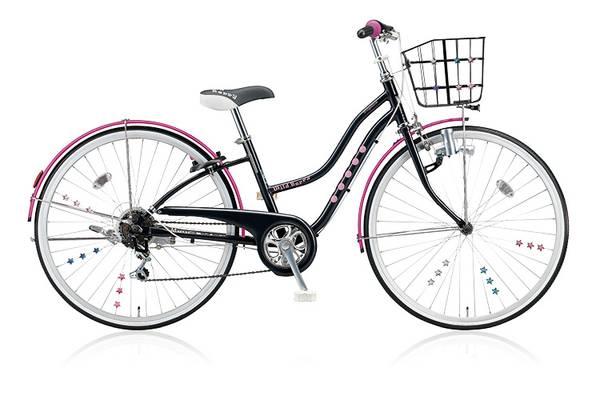 エントリーでポイント5倍!ブリヂストンサイクルワイルドベリー246〔WB466〕子供用自転車