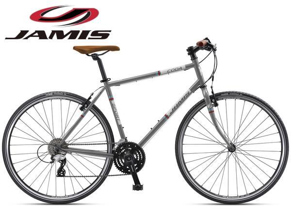 JAMIS(ジェイミス) CODA SPORT〔CODA SPORT〕クロスバイク【...