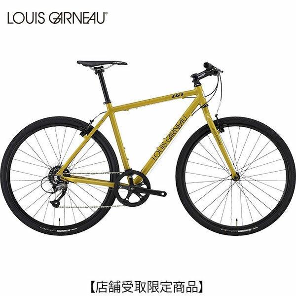 ルイガノ 2018 LGS-X7.0〔18 LGS-X7-0〕クロスバイク【店頭受取限定】