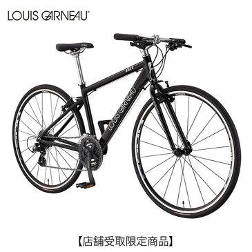 【12/1限定 ポイント10倍!】ルイガノ 2018 LGS-L9〔18 LGS-L9〕クロスバイク【店頭受取限定】(LGS-TIREURティラール)【在庫限りアウトレット価格】