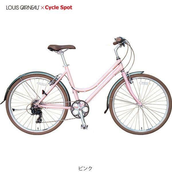 【ポイント5倍! 5/20限定】LOUIS GARNEAU(ルイガノ) LGS-C8 Limited〔LGS-C8 Limited〕クロスバイク