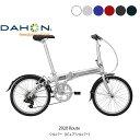 ダホン スポーツ自転車 折り畳み小径車 2020 ルート DAHON