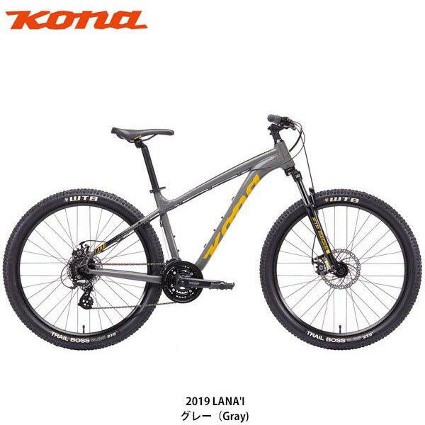 KONA(コナ) 19 LANAI〔19 LANAI〕マウンテンバイク...