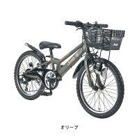 P最大33倍 8/4 20:00-8/11 1:59 ジープ 男の子 子供 自転車 JE-22S JEEP 22インチ 6段変速