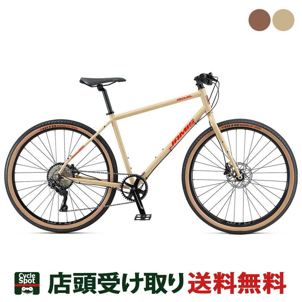 自転車・サイクリング, クロスバイク P33 622 20:00-626 1:59 JAMIS 650 10 SEQUEL S2
