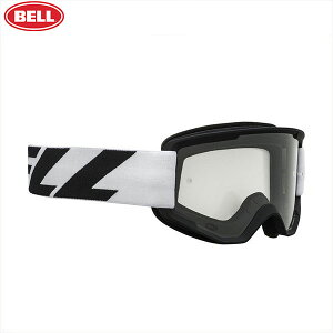 BELL【ベル】  DESCENDER ディセンダー アウトブレーク ホワイト/ブラック クリア