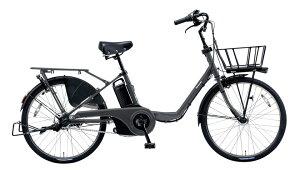 電動自転車 パナソニック Panasonic ギュットステージ KE-ELMU23 R 22インチ マットダークグレー 灰色 電動アシスト自転車 格安 激安 電動自転車 電動アシスト自転車 電動ママチャリ 送料無料 BAA