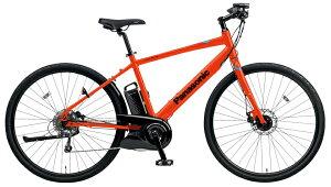 電動自転車 パナソニック Panasonic ジェッター KE-ELHC44 B 700c マットバーニングリーブス 赤 フレームサイズ440mm 電動アシスト自転車 格安 激安 電動自転車 パナソニック 電動アシスト自転車 電