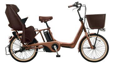 電動自転車 パナソニック Panasonic ギュット アニーズ KE 20インチ 電動アシスト自転車 2018年モデル 激安 格安 BE-ELKE03T マットフォースブラウン おしゃれ